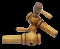 Краник дубовый маленький