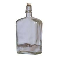 """Бутылка стеклянная """"Викинг"""" с бугельной пробкой 1,75 л"""