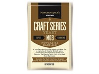 Дрожжи Newcastle Dark Ale M03 - Mangrove Jack`s Craft Series Yeast