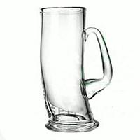 """Кружка для пива """"Пьяная"""" 0,5 л"""