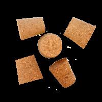 Пробка корковая конусная 53 мм