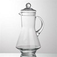 Кувшин 1,2 литра прозрачное стекло