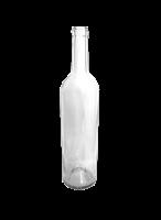 Бутылка винная 0,75 л Коника бесцветная