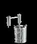 """Дистиллятор """"Феникс"""" Эконом 15 литров с разборным сухопарником - фото 10097"""