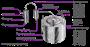 "Дистиллятор ""Мечта"" 15 л. сухопарник+термометр - фото 10815"