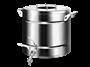 "Дистиллятор ""Феникс"" Факел с ТЭНом 30 литров - фото 11362"