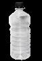 Бутылка пластиковая 0,8 литра прозрачная - фото 6816