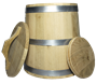 Кадка дубовая 20 литров - фото 6983