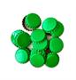 Кроненпробки зеленые 80 шт - фото 9940